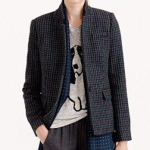 J. Crew Regent Wool Blazer Jacket 4